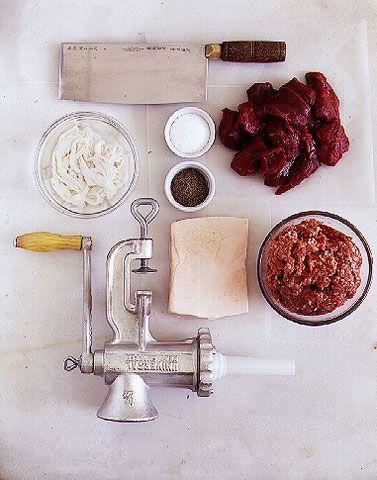 Sausage Making 101 - Photo Gallery | SAVEUR