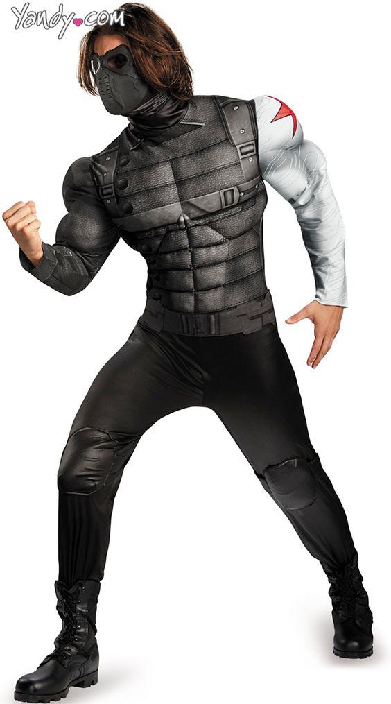 Superhero Costumes Ideas For Men | www.imgkid.com - The ...
