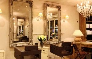 hair salons shabby chic and shabby on pinterest. Black Bedroom Furniture Sets. Home Design Ideas