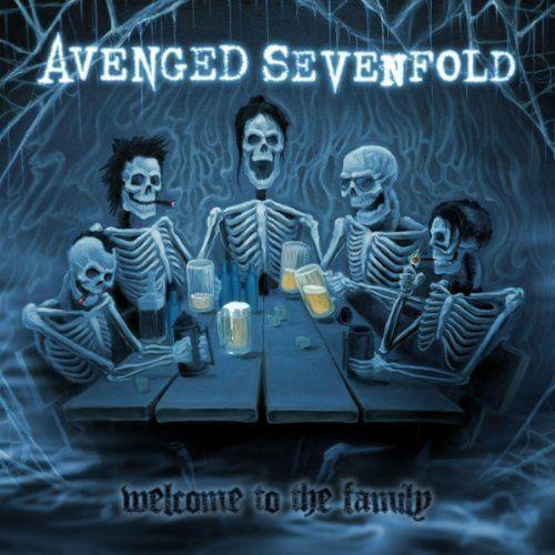 Avanged Sevenfold Welcome To The Family Lyrics 4k 2020