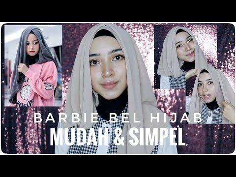 Tutorial Hijab Barbie Pengantin Pengantin Barbie Makeup Pengantin