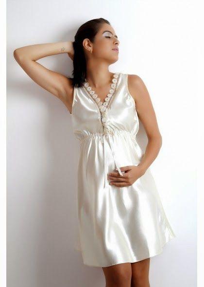 modelos de camisola de noite em tecido - Pesquisa Google