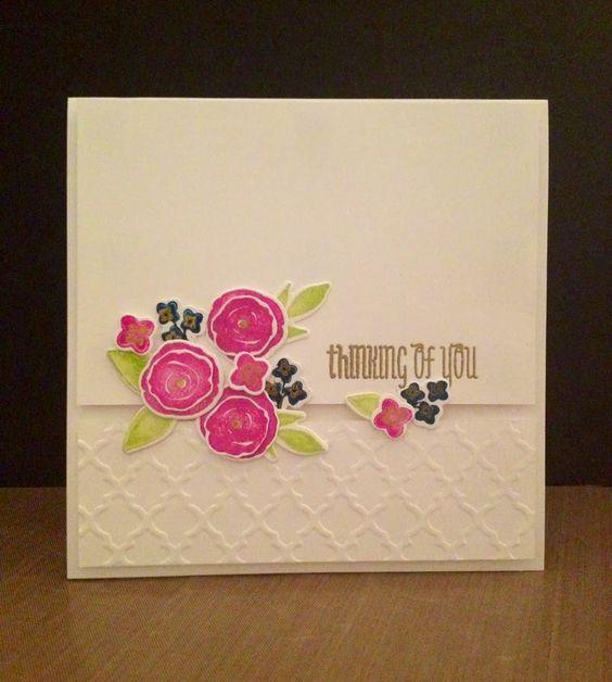 Created by Lorraine: wplus9 fresh cut florals
