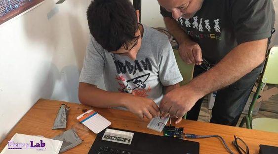 Descobrim l'electrònica digital a través d'Arduino