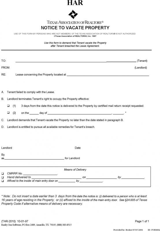 Texas Eviction Notice Form Check More At Https Nationalgriefawarenessday Com 28331 Texas Eviction Notice Form Eviction Notice Being A Landlord Templates
