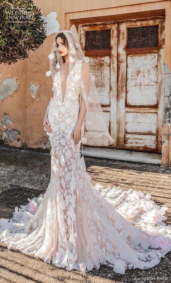 Katherine Joyce 2019 Wedding Dresses
