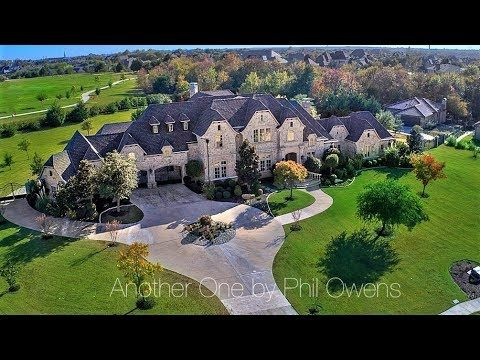Heath Texas Million Dollar Mansion For Sale 30 Minutes From Dallas By Ph Mansions Texas Mansions Texas Homes For Sale