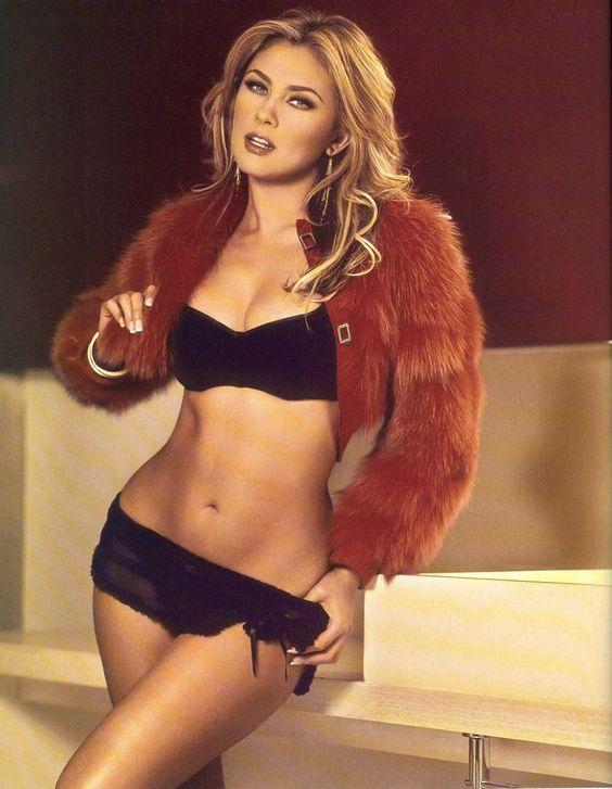 aracely arambula fotos | Aracely Arambula desnuda para Playboy ...