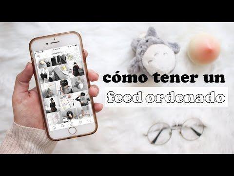 Tips Para Tener Un Feed De Instagram Ordenado Estilo Aesthetic Pastel Minimal Sofiapricot Youtube Instagram Disenos De Unas Ten