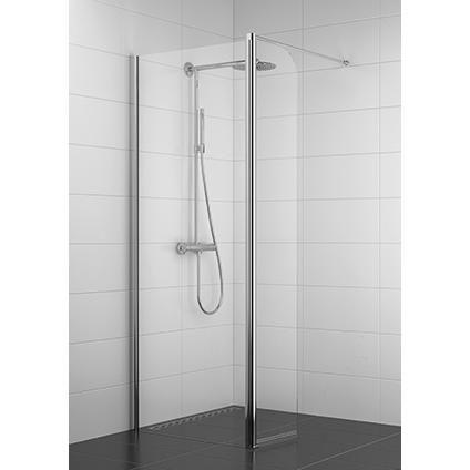 Aquavive douchewand malta inloopdouche douchewanden douche badkamer badkamer keuken - Model badkamer met douche ...