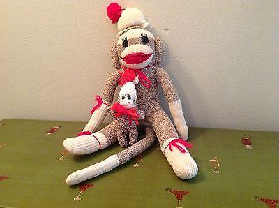 Vintage Sock Monkeys | eBay