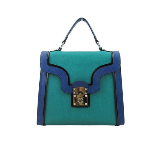 The Keira Tote. love these colors!