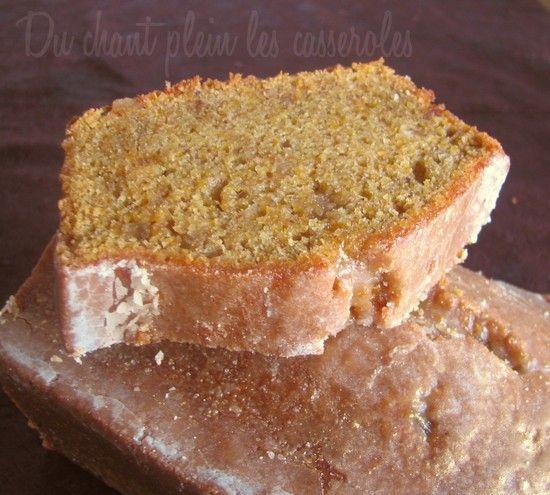 Cake ultra fondant à la courge, au citron et aux épices douces, glaçage acidulé : la recette facile