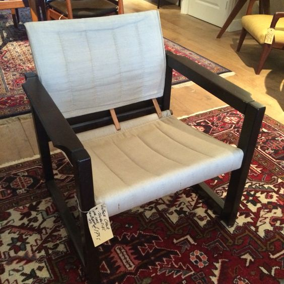 Safari chair- Westerstraat-€175