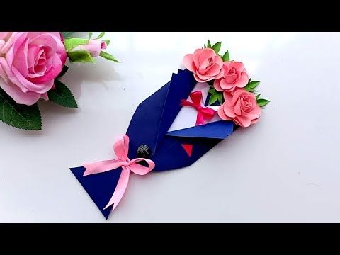 Handmade Father S Day Crad Idea Father S Day Crad Youtube Diy Father S Day Crafts Handmade Cards Ideas Creative Handmade Paper Crafts
