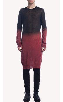 Ann Demeulemeester Kashcot Long Sweater