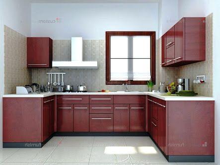 Image Result For L Shaped Modular Kitchen Designs Catalogue Kitchen Remodel Small Kitchen Room Design Contemporary Kitchen Design