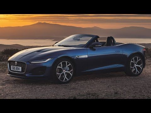The New 2021 Jaguar F Type Convertible P300 Introduction Youtube In 2020 Jaguar F Type New Jaguar F Type New Jaguar