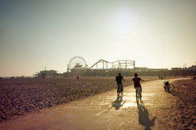 5 Great Rides - South Bay Bicycle Trail – Santa Monica, CA