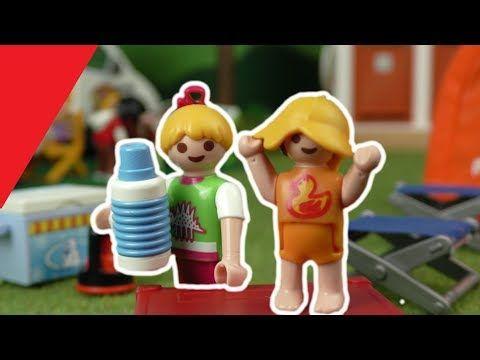 Playmobil Film Deutsch Camping Mit Familie Hauser Playmobil Campingplatz Family Stories Youtube Playmobil Novelty Christmas Family Stories