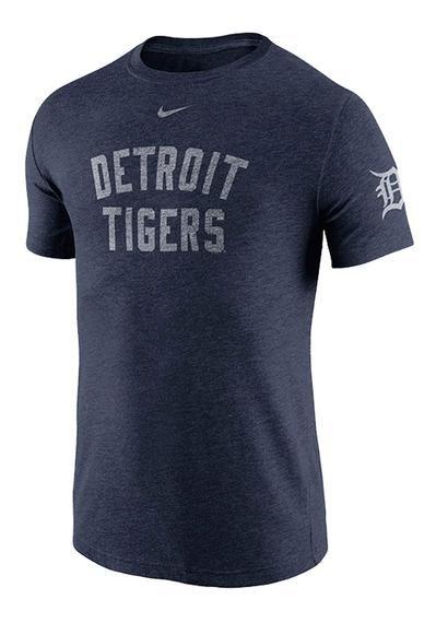 Detroit Tigers Mens Nike Short Sleeve Tee http://www.rallyhouse.com/shop/detroit-tigers-nike-fashion-tshirt-navy-blue-dna-short-sleeve-fashion-tee-12513129?utm_source=pinterest&utm_medium=social&utm_campaign=Pinterest-DetroitTigers $32.00