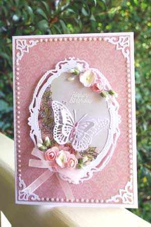 Birthday card - Scrapbook.com: