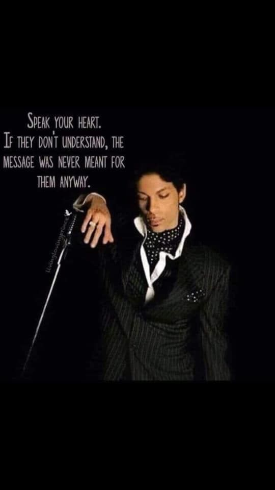 Poet Prophet And Philosopher With Images Prince Quotes