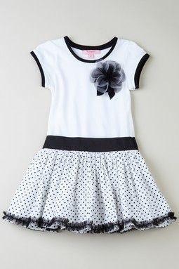 Polka Princess Dress