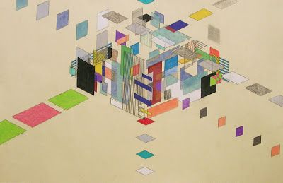 El Lissitsky drawing  http://andrewoods.blogspot.com.au/2008/01/grd3000-book-project-el-lissitzky.html