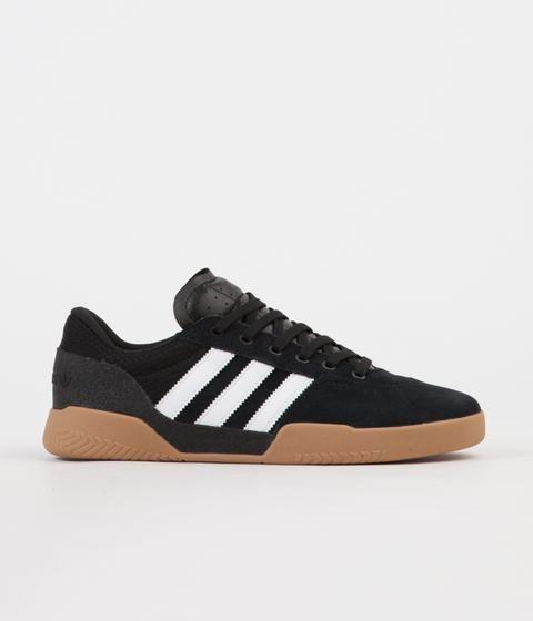 Adidas City Cup Shoes - Core Black / FTW White / Gum4   Adidas ...