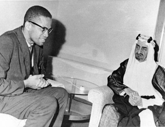 006 X and King Faisal amazing photo 'American' Islam