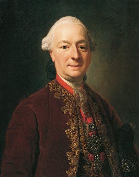 Fürst Franz Josef I. 1772 - 1781
