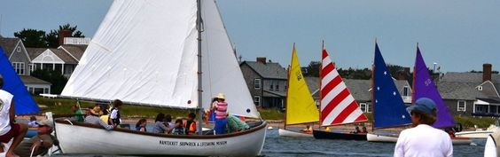 Our Harbor Adventure Club is the perfect Sailing #Summer #Activity for #Nantucket children! A weekly sailing camp - no experience required. We strive to teach the future generations of Nantucketers more about the island's maritime legacy.