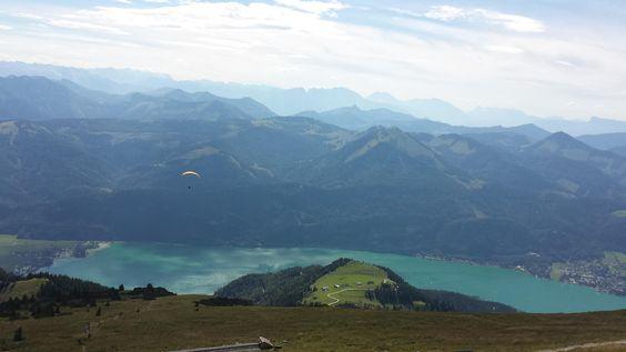 Sankt Wolfgang Austria [OC] [4128  2322]