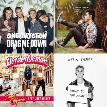 #Musica ¡Nuevas canciones te esperan en nuestro #RankingMusical de #Spotify! Fíchalas aquí: http://spoti.fi/1OgEleo