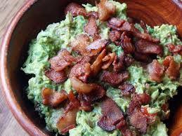 Smoky Chipotle and Bacon Guacamole on MyRecipeMagic.com