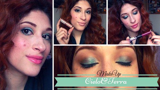 Lady Vermillion: MakeUp Cielo&Terra ♡ Trucco ideale per occhi marro...