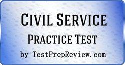 Civil Service Exam Practice Questions - Prepare for the Civil Service Exam
