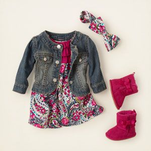 baby and kids clothing