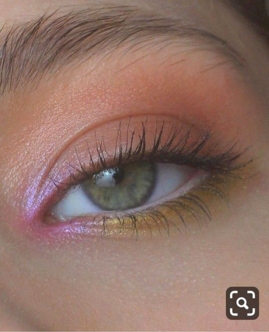 This Is Really Simple And Fabulous Makeup For Ur Lazy Or Bright Days In 2020 Aesthetic Makeup Eye Makeup Skin Makeup