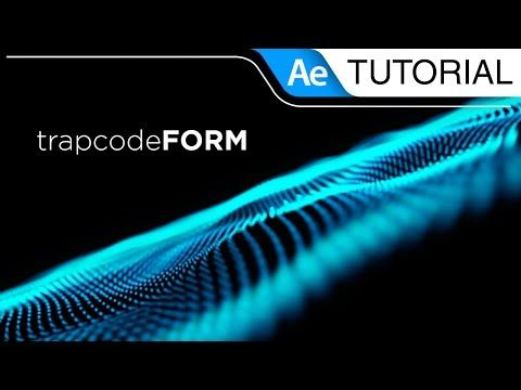 Audio en Trapcode Form