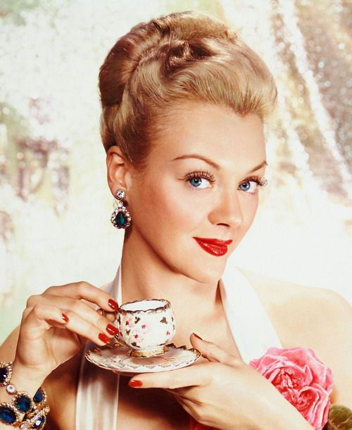 Sensational High Tea The Good Girls Tea Party Ideas Pinterest Cafe Cha Hairstyle Inspiration Daily Dogsangcom