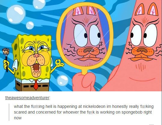 funny tumblr pictures of spongebob - photo #33
