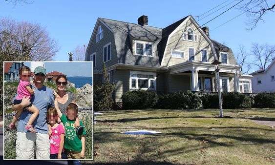 New Jersey house plagued by a stalker dubbed the 'Watcher' sells for $950K 5 years after $1.3M sale | Daily Mail Online