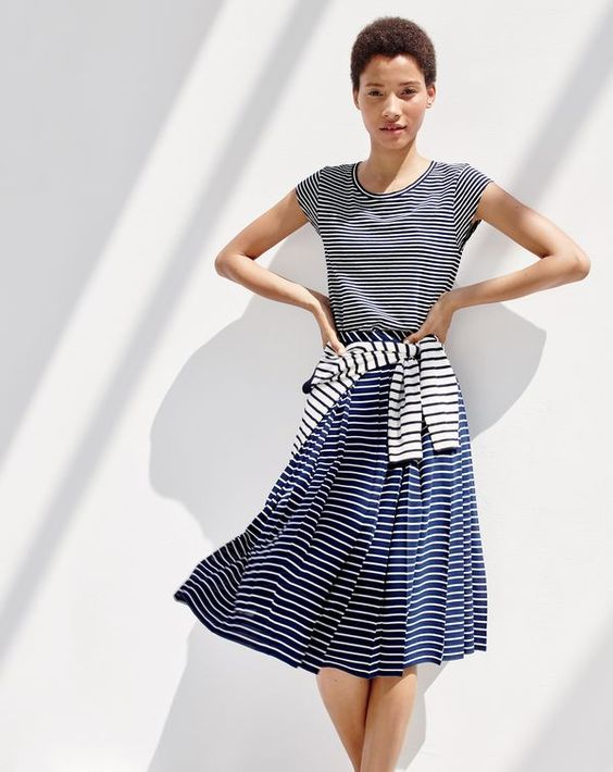 J.Crew lives for stripes. Always have. Always will. To pre-order, call 800 261 7422 or email verypersonalstylist@jcrew.com.