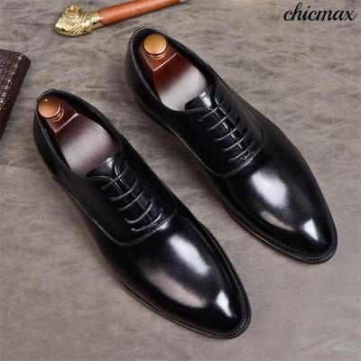 wedding shoes laces leather brogues