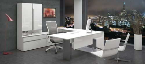 Inspiring And Modern Desks Modern Home Office Furniture Contemporary Home Office Furniture Office Desk Designs