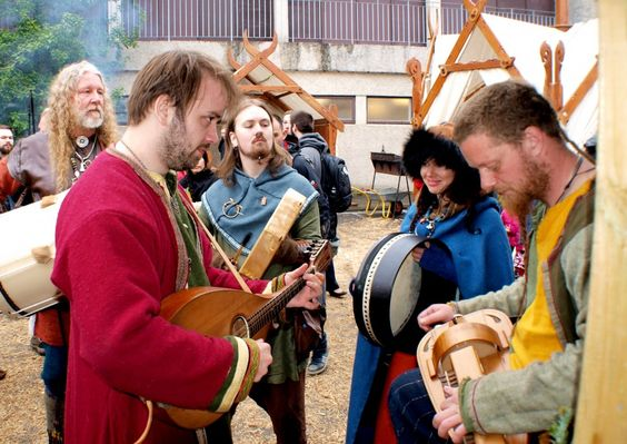 El Festival Vikingo de Hafnarfjörður   Viajar por Islandia