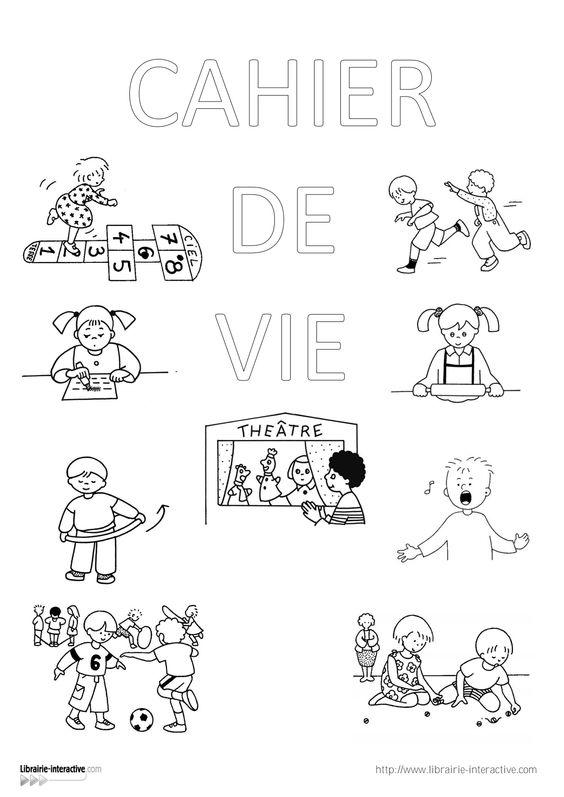 mois cahier de vie 1 pdf