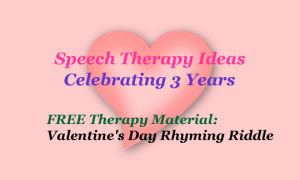 Valentines Day Ryming Riddles-There are 20 Valentine's Day rhyming riddles included- in two formats, cards and worksheets, and come with an answer page. Pinned by SOS Inc. Resources.  Follow all our boards at http://pinterest.com/sostherapy  for therapy resources.
